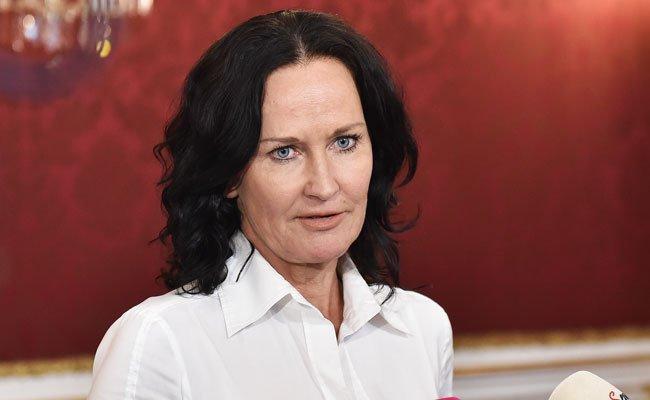 Die Grüne Bundessprecherin Eva Glawischnig soll angeblich zurücktreten wollen