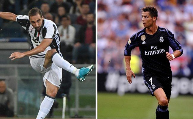 Juventus Turin und Real Madrid stehen sich im Finale der Champions League 2016/17 in Cardiff gegenüber.