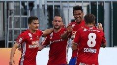Rapid Wien mit 3:1-Sieg gegen SV Mattersburg