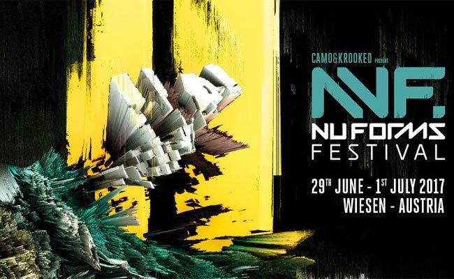 Das Nu Forms Festival ist mit seiner zweiten Ausgabe am Start.