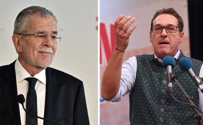 Gespaltene Reaktionen gab es aus Österreich zur Wahl Macrons als Präsident