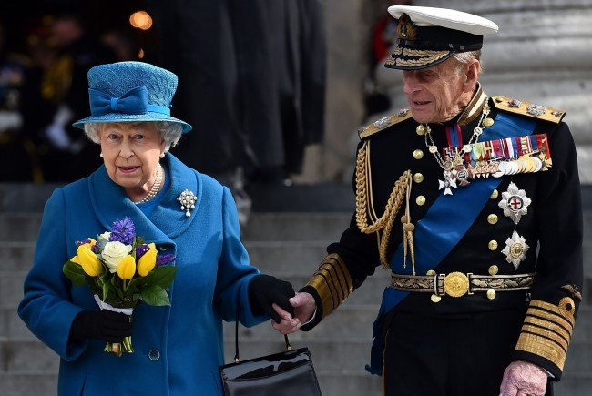 Prinz Philip geht in Rente.