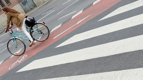 Radfahrerin erfasste Pensionistin
