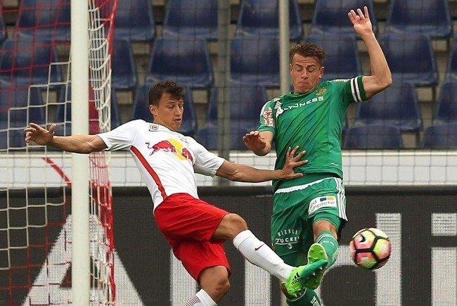Im Finale des ÖFB-Cups stehen sich am Donnerstag Rapid Wien und Red Bull Salzburg in Klagenfurt gegenüber.