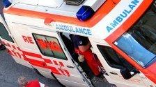 Wiener Radfahrer bei Kollision mit Auto verletzt