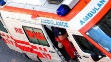 Tödlicher Motorrad- Unfall in Gänserndorf