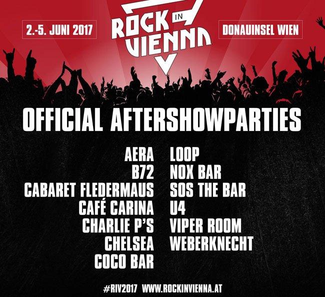 Das Rock in Vienna sorgt für Partystimmung in der Stadt.