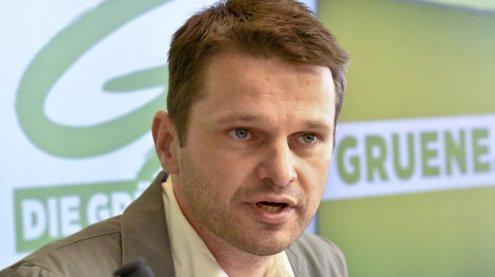 Albert Steinhauser ist neuer Klub- chef der Grünen im Parlament