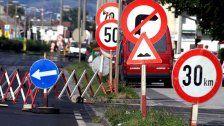 Kirchfeldgasse bis September gesperrt