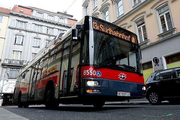 In einem 13A-Bus waren Taschendiebe am Werk
