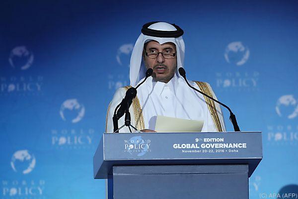 Schwere Zeiten für Regierungschef Abdullah bin Nasser