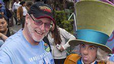 Dieser Mann besucht jeden Tag Disneyland