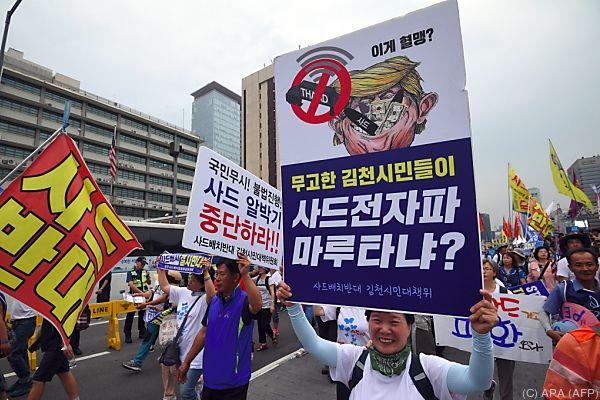 US-Engagement in Südkorea gegen Nordkorea ist umstritten