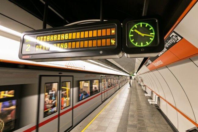 Probleme bei der U-Bahn am Mittwochnachmittag.
