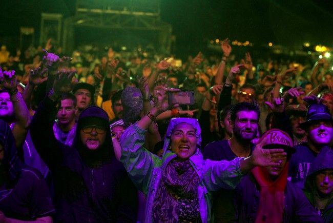 So wird das Programm auf der FM4-Bühne beim Donauinselfest 2017.