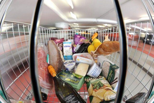 Der Einkauf im Supermarkt wurde im Mai deutlich teurer.