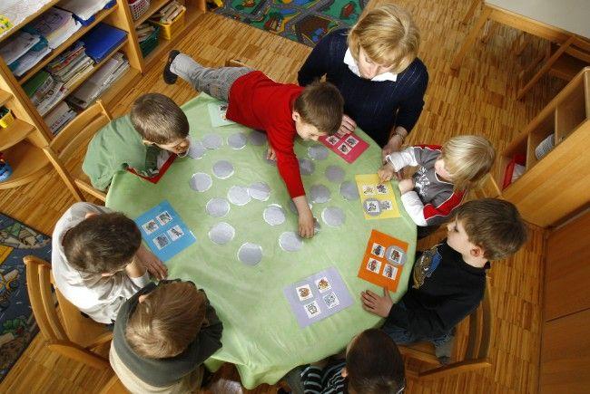 Die Regeln für private Kindergärten in Wien werden strenger.