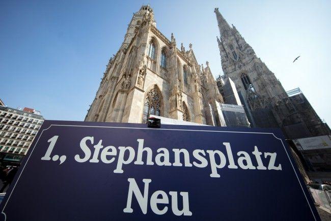 Der Eingang zum Wiener Dommuseum liegt jetzt direkt am Stephansplatz.