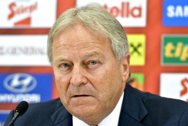 Windtner will die Nationalstadion-Pläne im Wiener Prater vorantreiben.