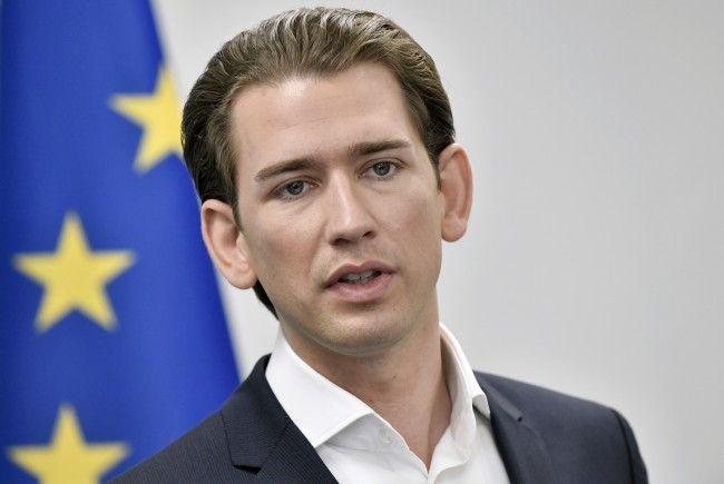 Der designierte ÖVP-Chef Sebastian Kurz.