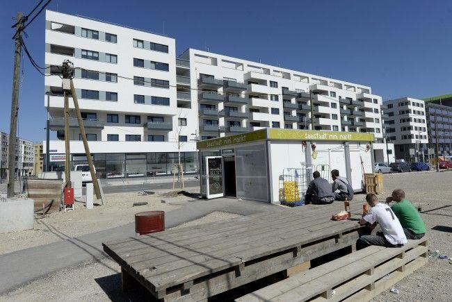 Buwog baut knapp 300 Eigentumswohnungen in der Seestadt Aspern