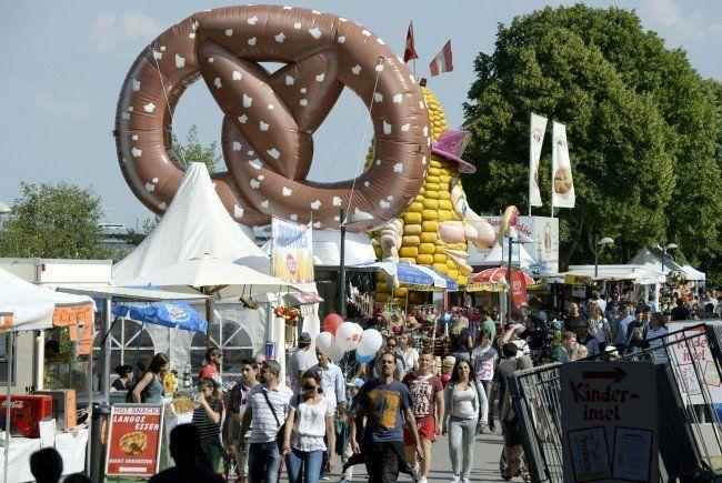Spiel, Spaß und Unterhaltung - das bietet das Kinderprogramm beim Donauinselfest 2017 den kleinen Gästen.