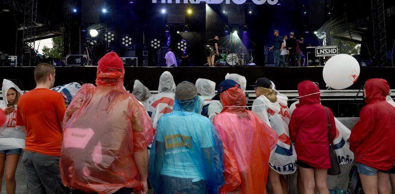 Finaler Tag: DIF-Besucher trotzen Regen