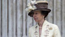 Prinzessin Anne auf Wien-Besuch