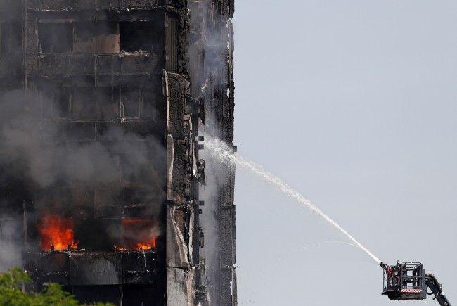 Ein Brand wie in dem Londoner Hochhaus wäre in Österreich wohl nicht möglich