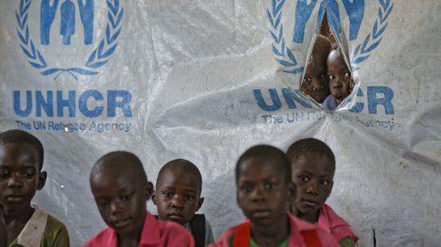 Neuer Höchststand: Mehr als 65 Millionen sind auf der Flucht