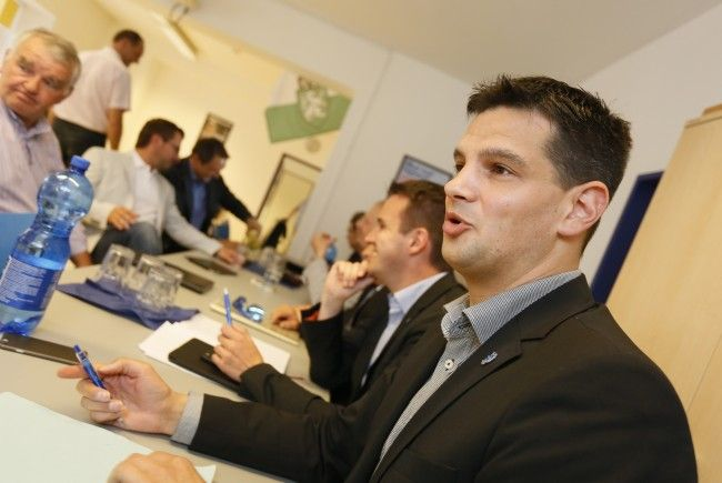 Der neue FPÖ-Spitzenkandidat für die Steiermark