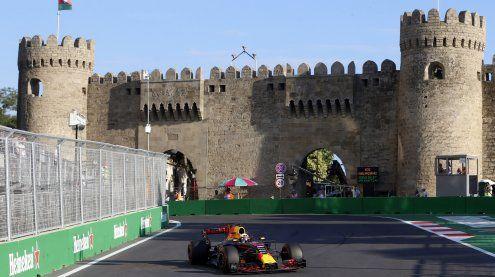 Red Bull überrascht in Baku:Das Qualifying live bei uns im Ticker