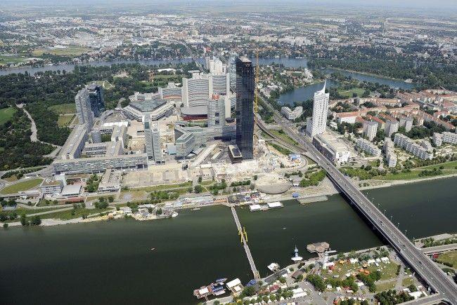 Der DC Tower auf der Donauplatte wurde verkauft