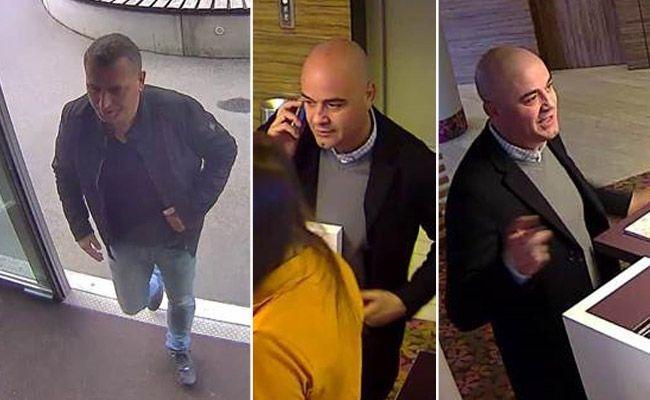 Die Polizei bittet um Hinweise zu diesen Verdächtigen