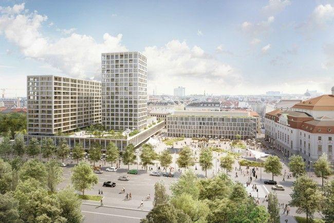 Am Donnerstag wird über das Heumarkt-Projekt abgestimmt