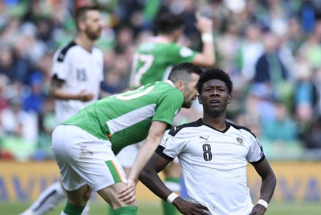 Die Stimmen zum Spiel: Irland gegen Österreich (1:1)