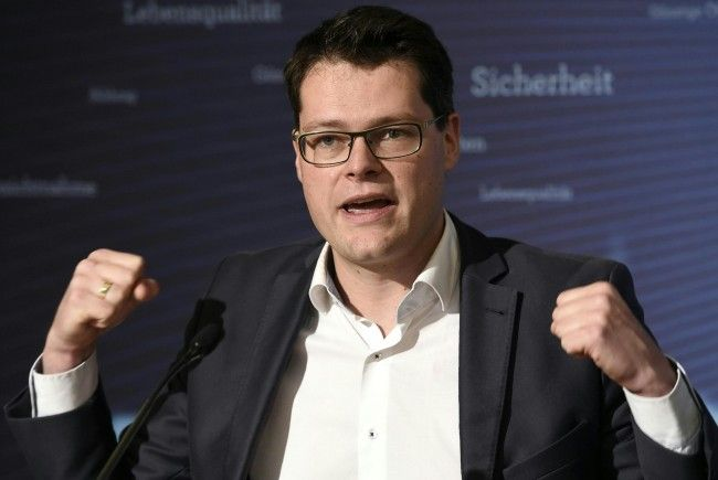 Jürgen Czernohorszky will nicht die Nachfolge von Bürgermeister Häupl antreten