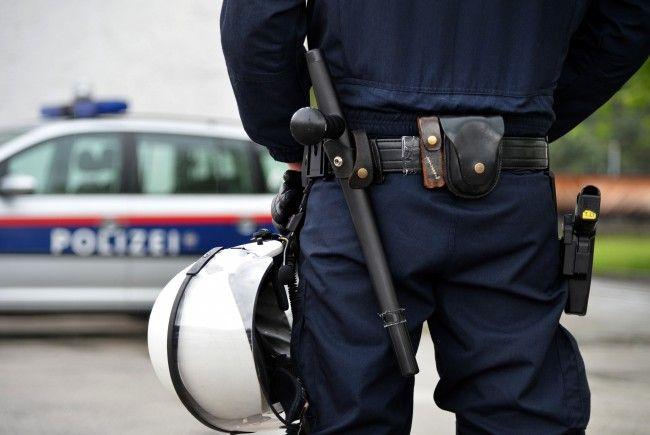 Die Polizei schlichtete einen Beziehungsstreit in Mariahilf