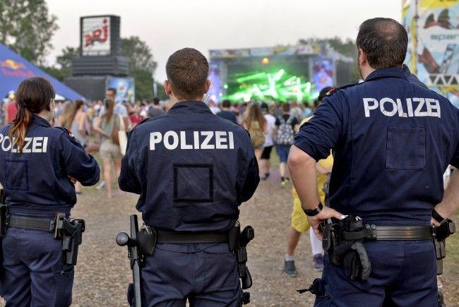 Sicherheit wird am Donauinselfest 2017 groß geschrieben