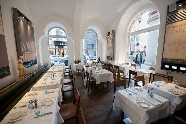 Das Restaurant Procacci überzeugt mit edler, authentischer Küche.