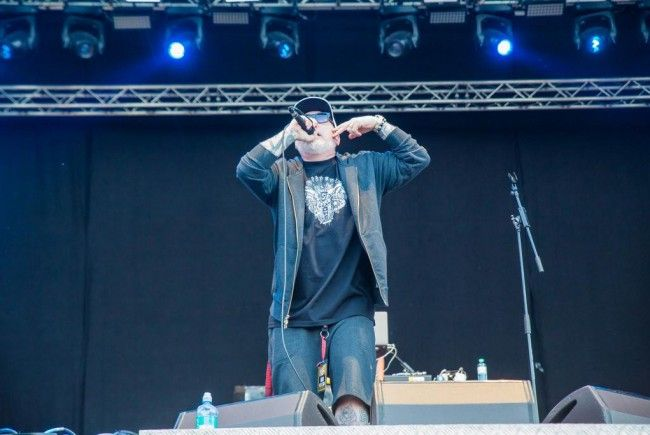 """Reunited and it feels so good"": House of Pain am Freitag beim Rock in Vienna 2017"
