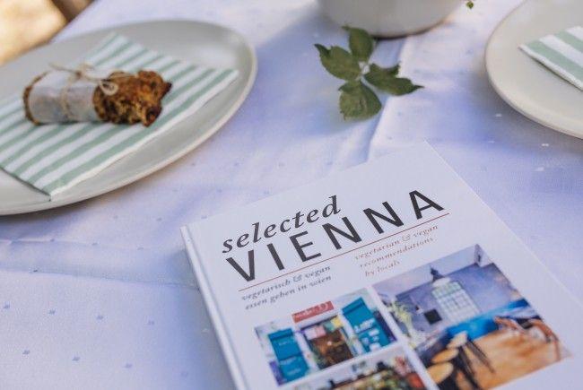 """""""selected Vienna"""": Ein Lokalführer für verschiedenste Ansprüche"""