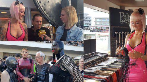 """""""Torture Ship 2017"""": Fetischparty sticht mit SM-Schiff in See"""