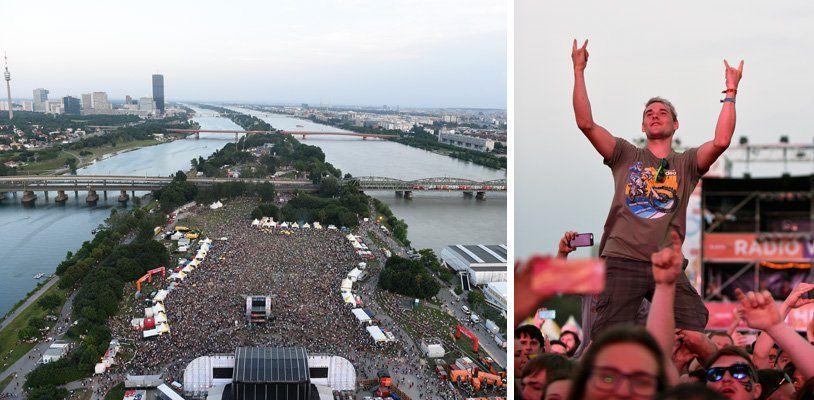 Alle Infos zum Donauinselfest im Überblick