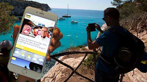 Endlich ohne Roaming - Die 6 hilfreichsten Apps für den Urlaub