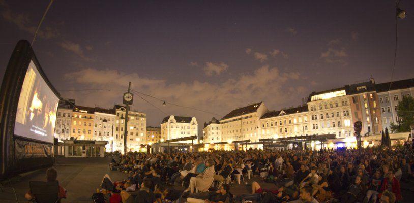 Open Air-Filme: Die Wiener Sommerkinos