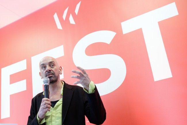 Der neue Intendant der Wiener Festwochen zeigt sich erfreut über die Bilanz