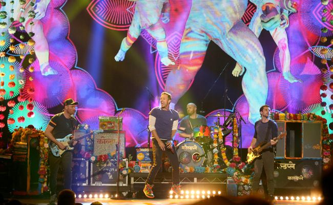 Coldplay rocken am Sonntag das Ernst-Happel-Stadion in Wien.