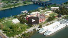 So wird das Stadion auf der Donauinsel aussehen