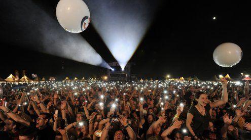 Ö3-Bühne beim Donauinselfest: Das Programm mit allen Acts